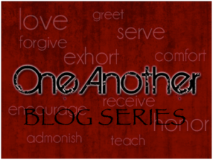oneanother blog series